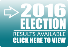 2016 Election Results Available Button