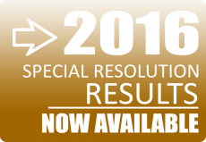 PNBST Special Resolution Results Button